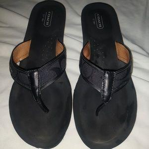 Coach Sandals * Size 10